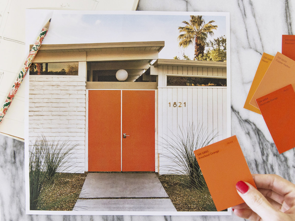 Fresh Paint Ideas For The Front Door Sunset Magazine