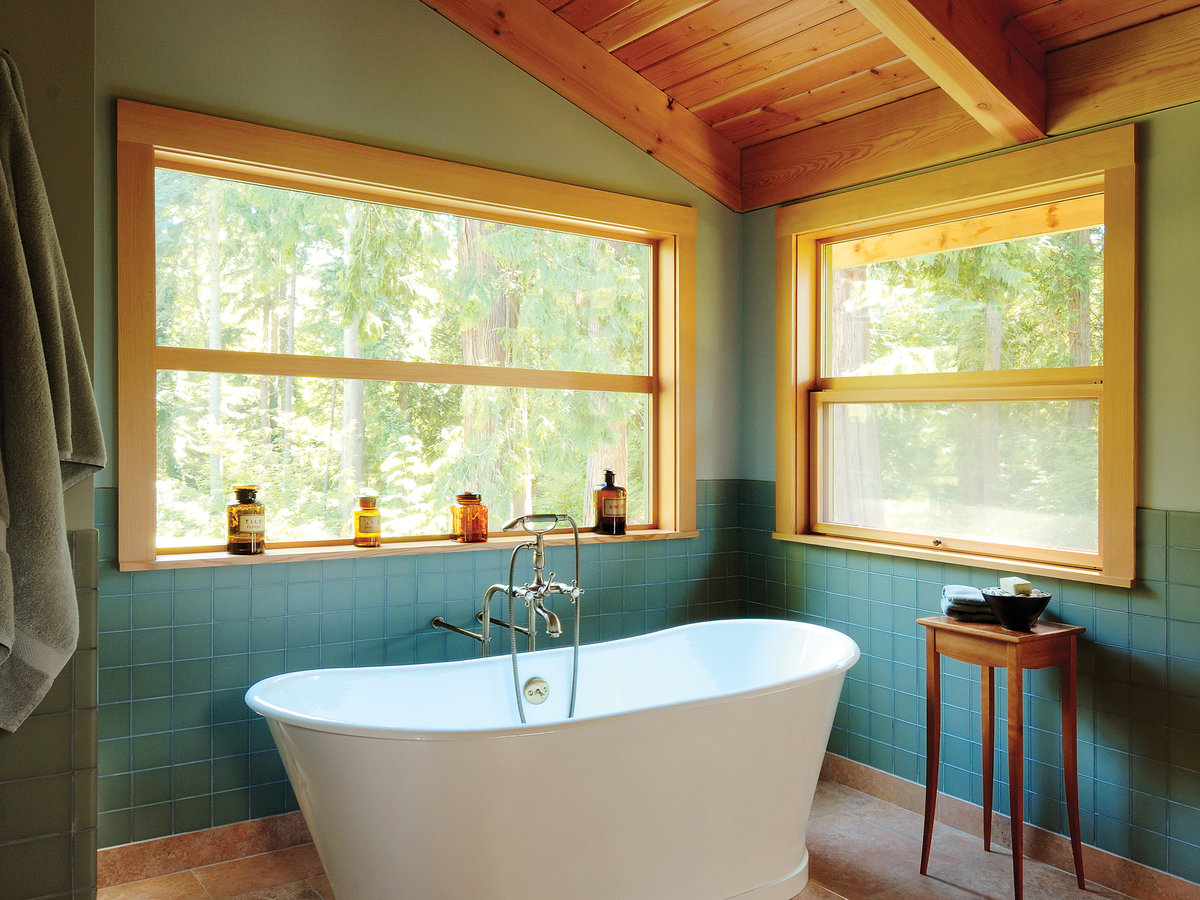Bathroom design guide sunset magazine for Bathroom planning guide