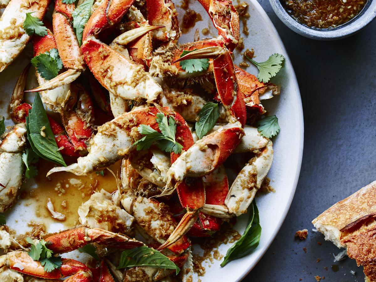 Sunset S Best Dungeness Crab Recipes Sunset Magazine