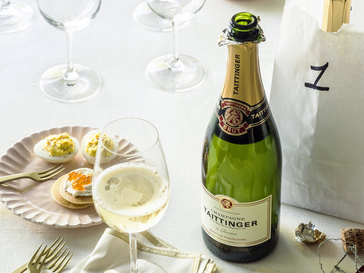 Sparkling Wine: Great with Food