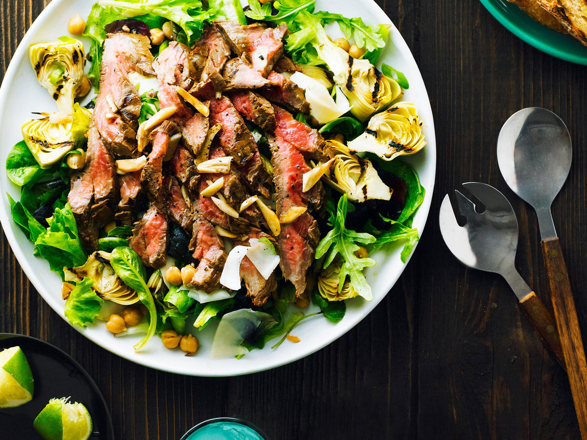 Banish Your Dinner Rut with These Creative Main-Dish Salads