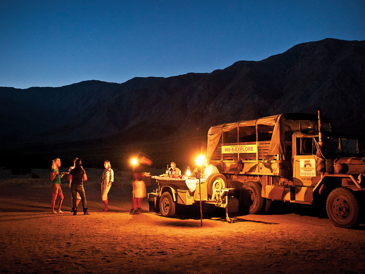 Anza-Borrego Desert: Adventure Tour