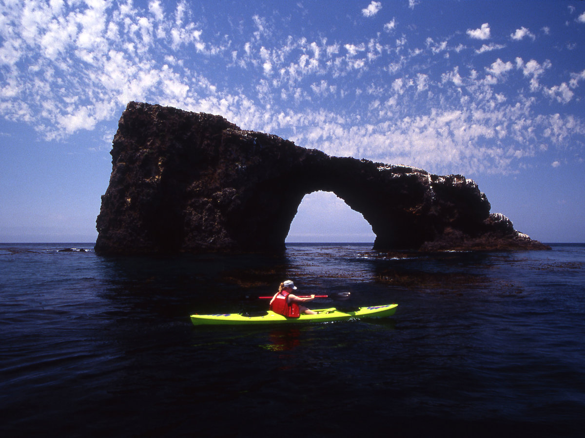 Best activities in channel islands n p sunset magazine for Santa cruz fishing spots