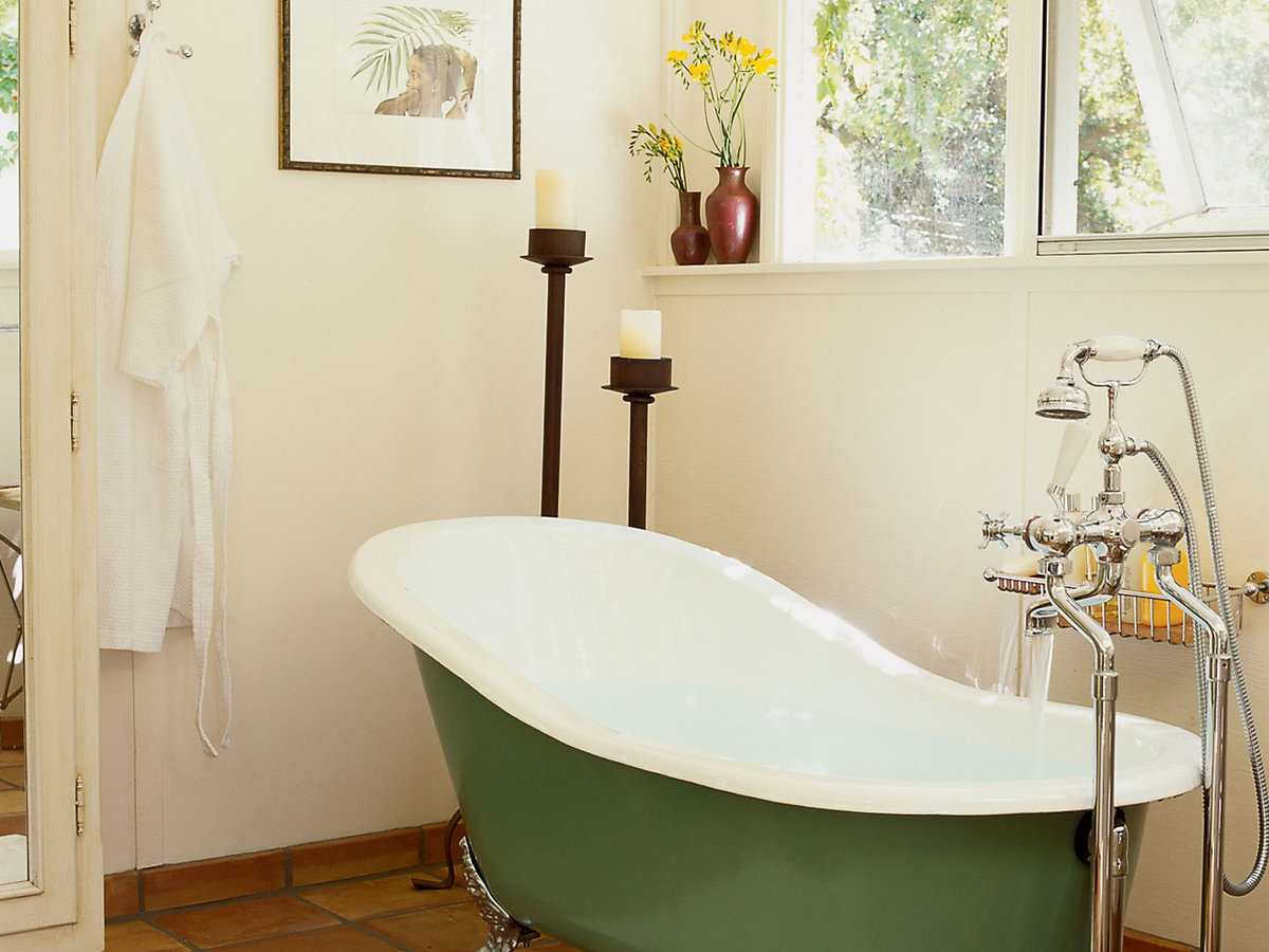 Get inspired with these great ideas for bathrooms, from small touch ...