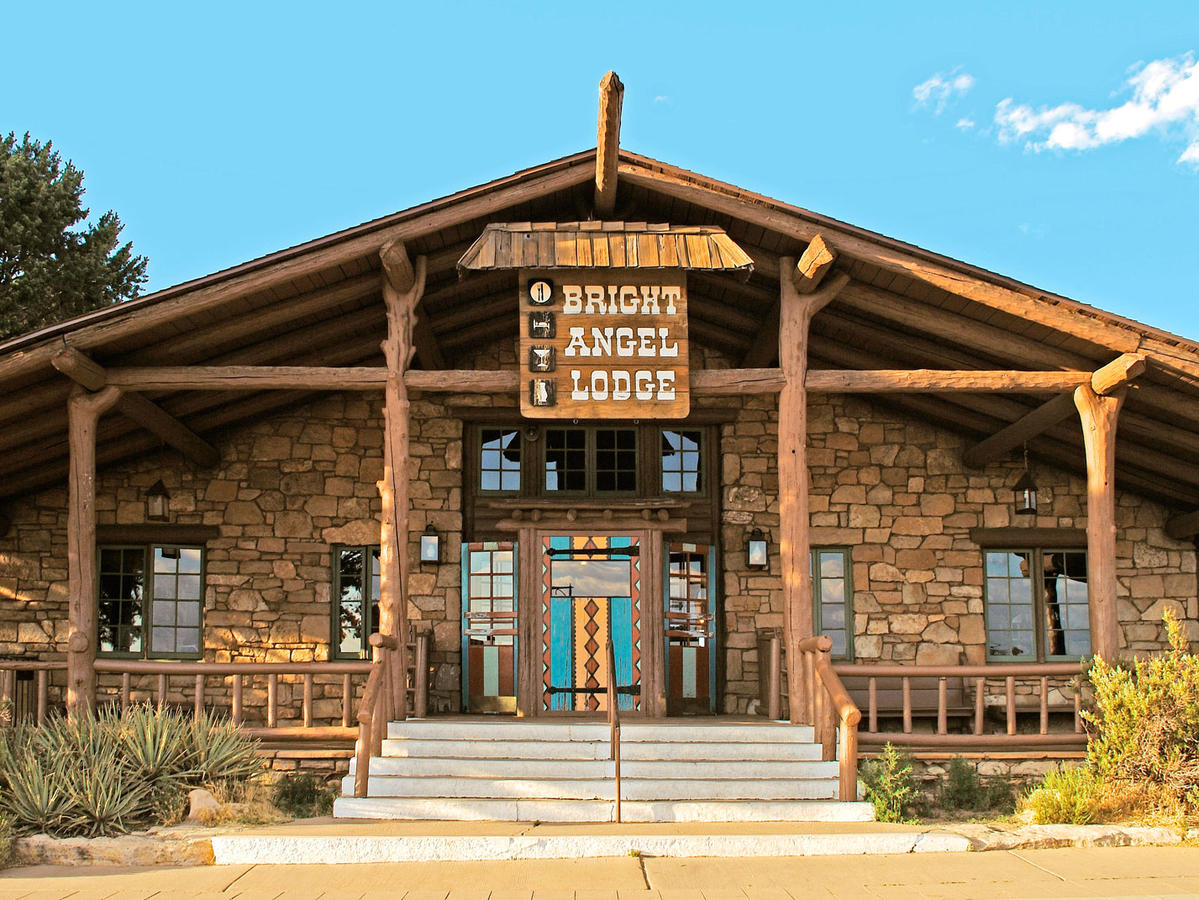 Bright Angel Lodge, Grand Canyon