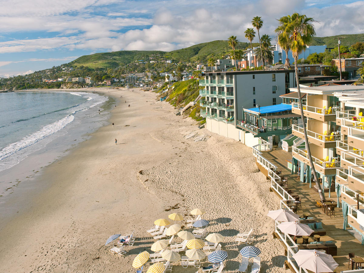 Pacific Edge Hotel, Laguna Beach, CA