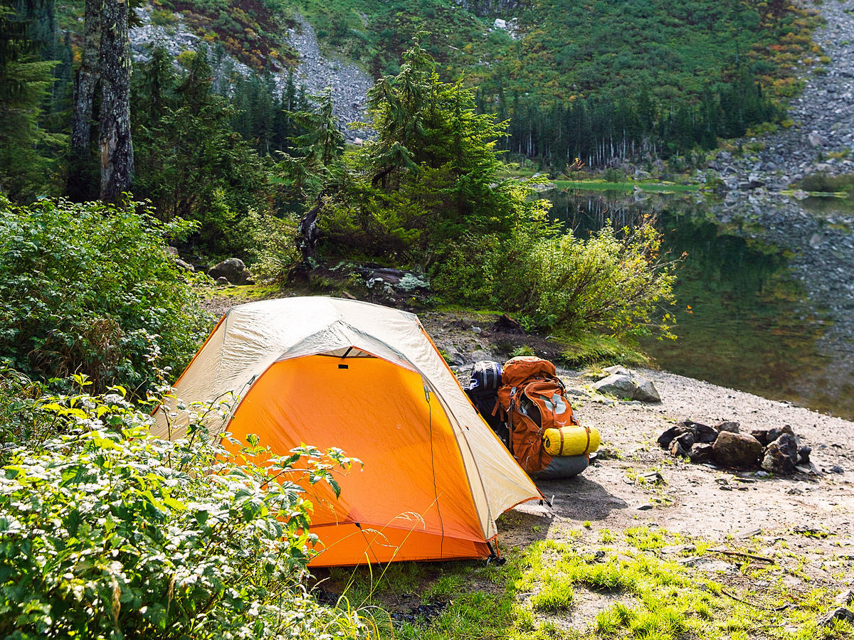 The Best Place to Camp in Each Western State