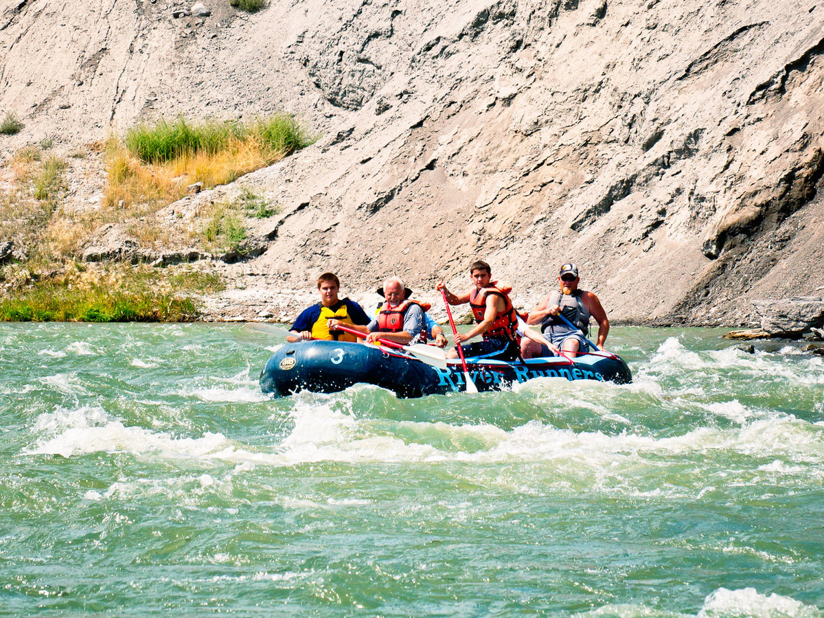 Wyoming River Trips