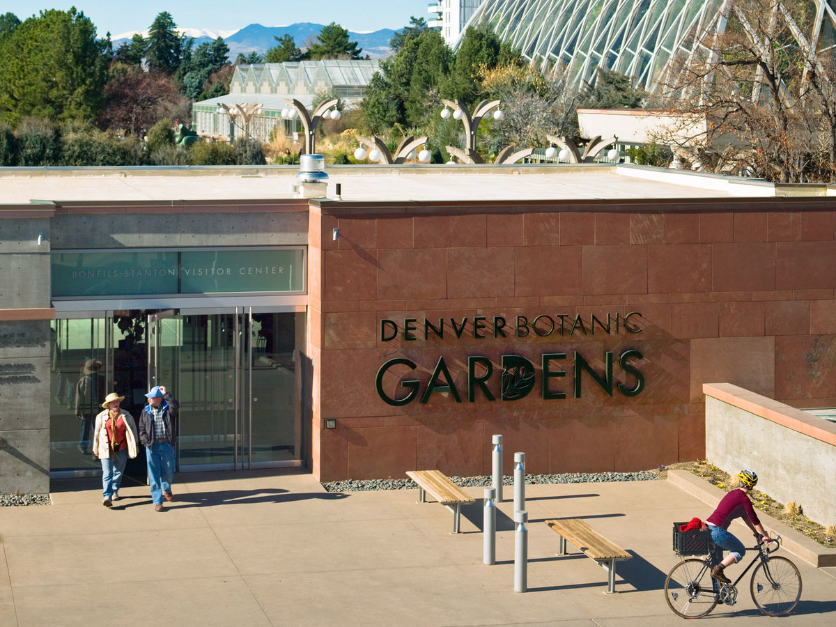 Garden: Day trip to Denver Botanical Gardens