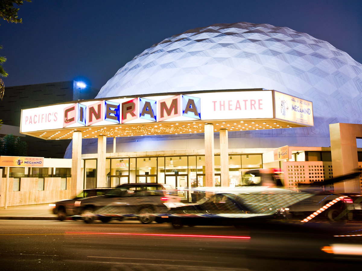 Hollywood's Cinerama Dome