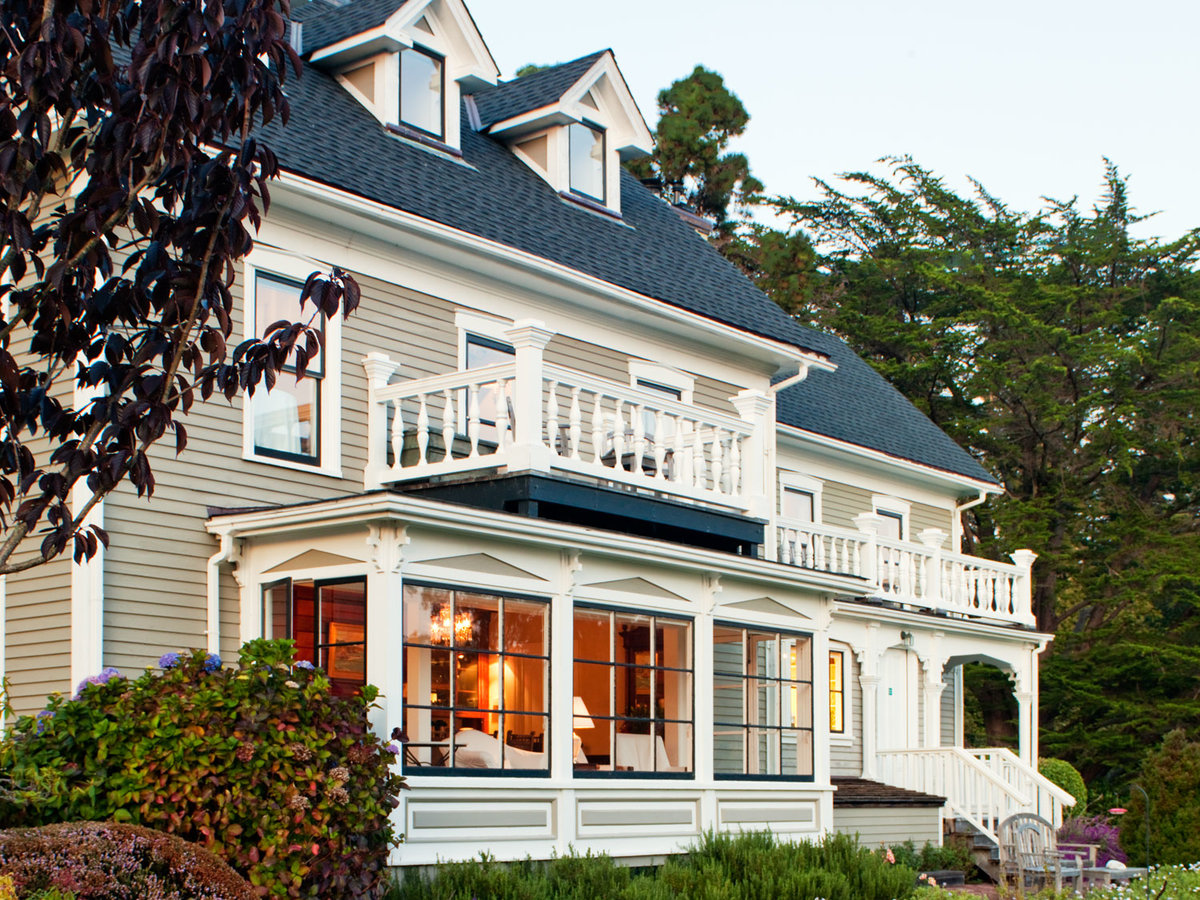 Glendeven Inn in Mendocino, California