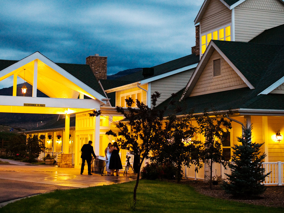 Grand Valley, CO: Wine Country Inn