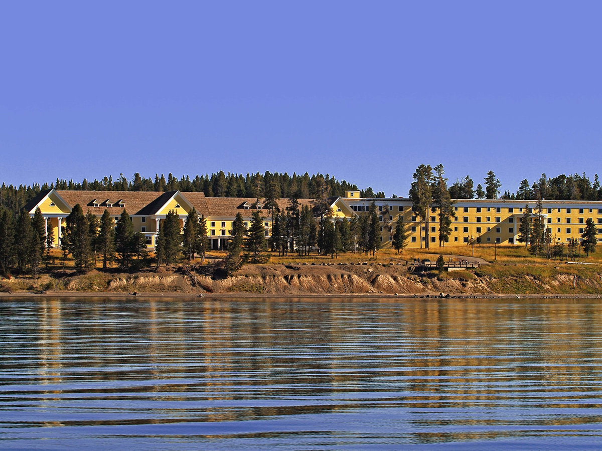 Yellowstone Lodges and Inns