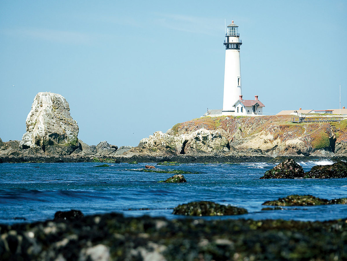 Half Moon Bay Lighthouse Tour