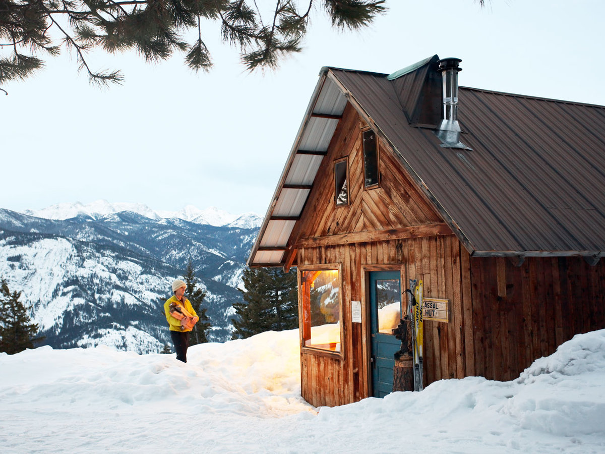 Methow Valley Rendezvous Huts