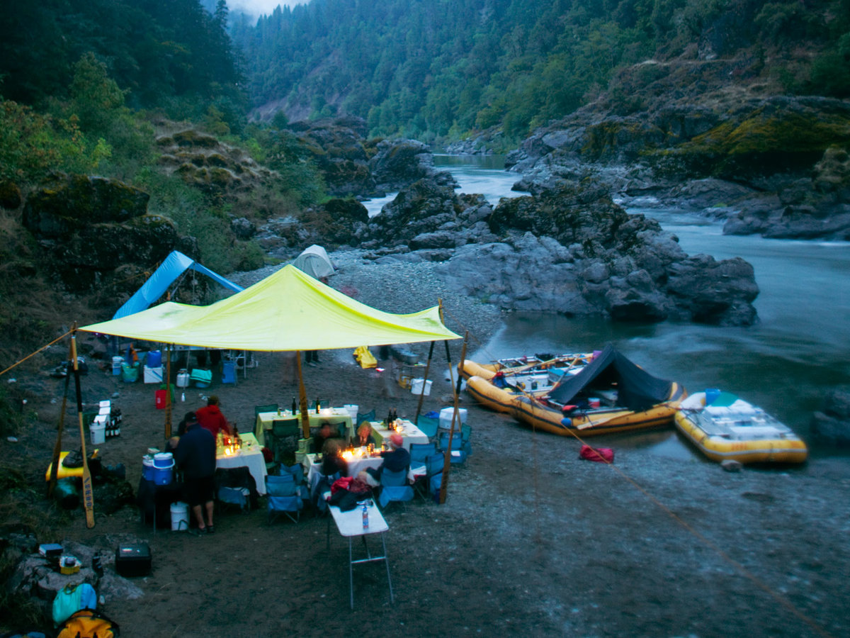Bear Beach Camp