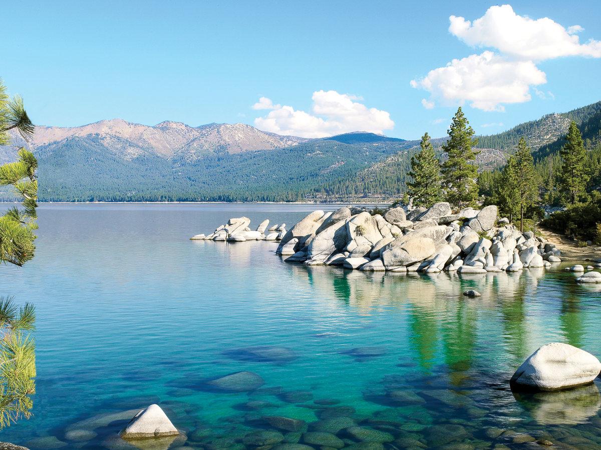 Tahoe Summer Getaway