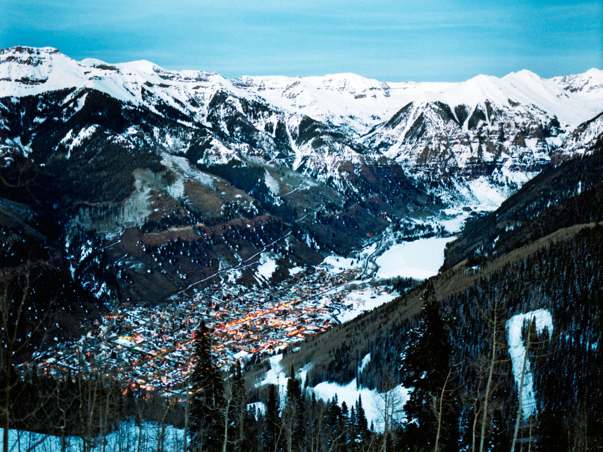 Telluride on a Dime
