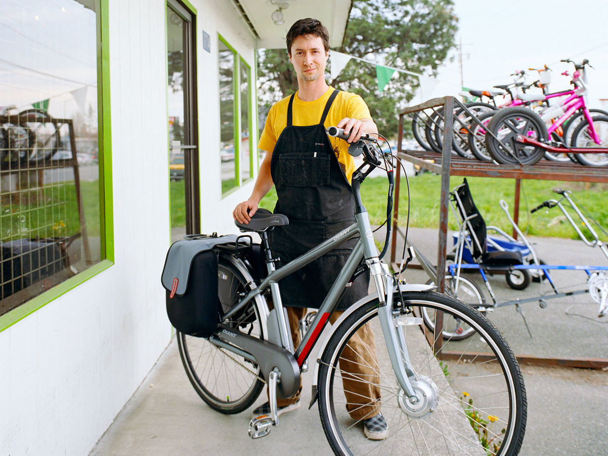 Bike rentals in Washington