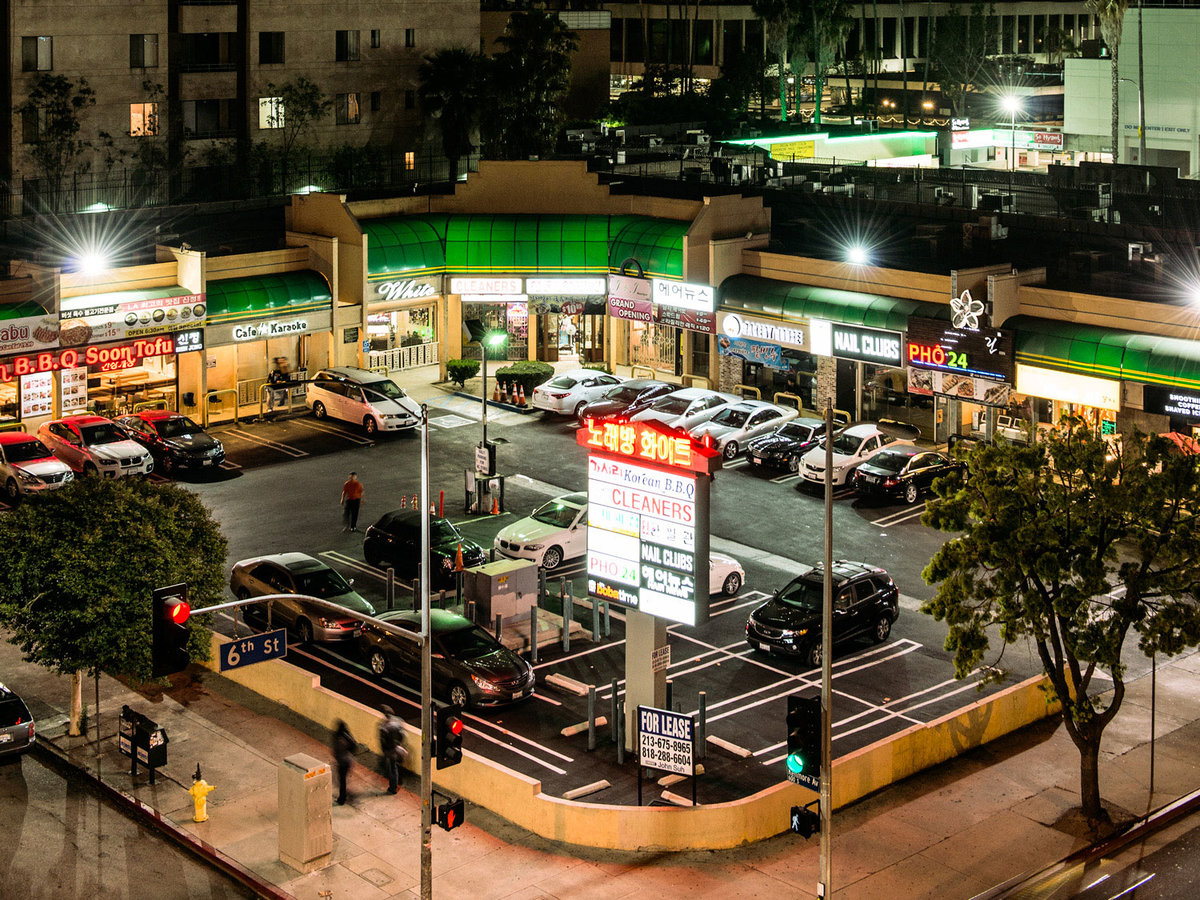 Koreatown, Los Angeles - Sunset Magazine