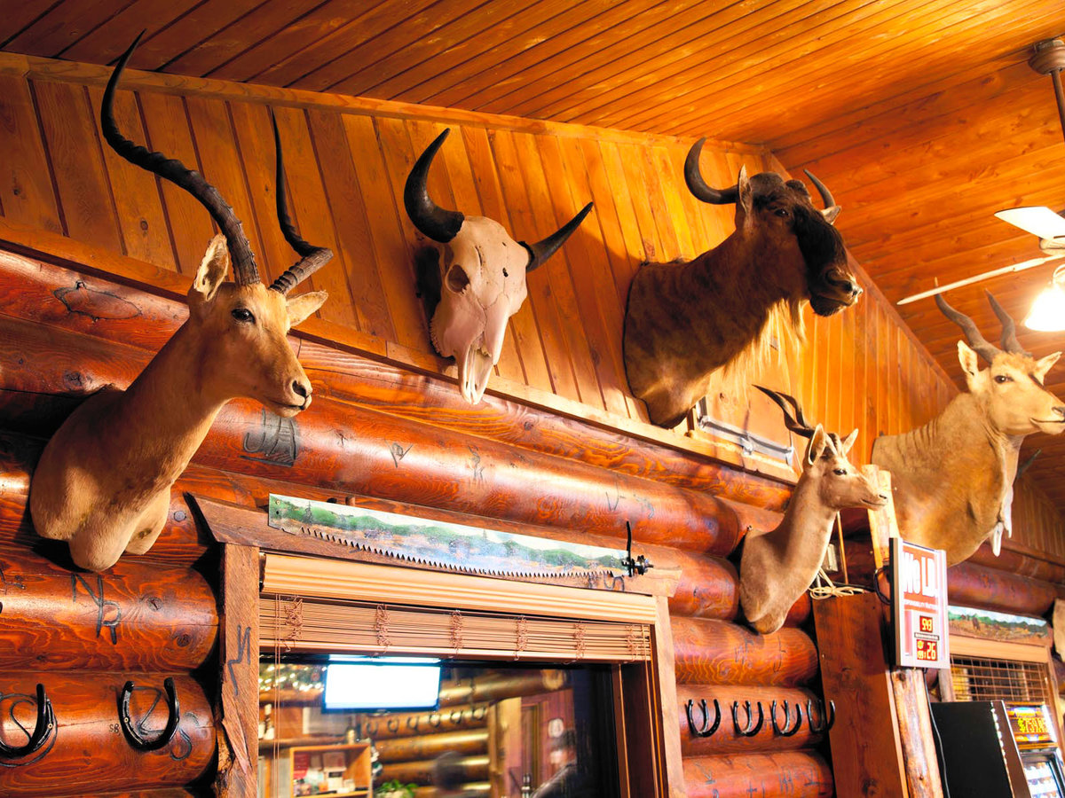 Montana's Land of Magic steakhouse