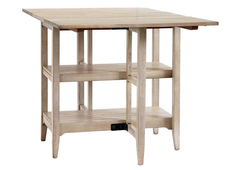 Alice Gateleg Storage Table