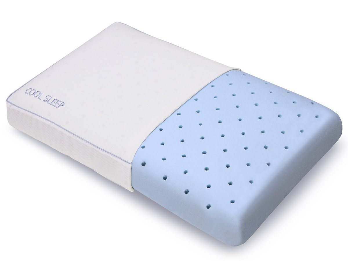 Classic Brands Cool Sleep Ventilated Gel Memory Foam