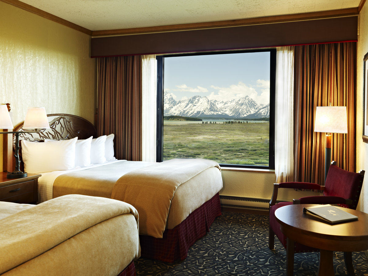Grand Teton Hotels, Lodges, and Cabins