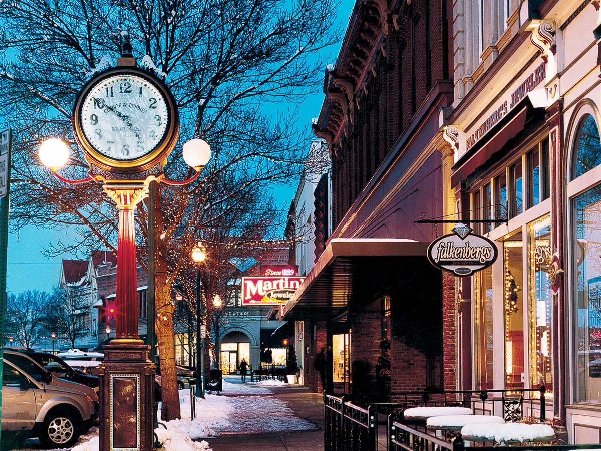 best small towns for foodies sunset magazine