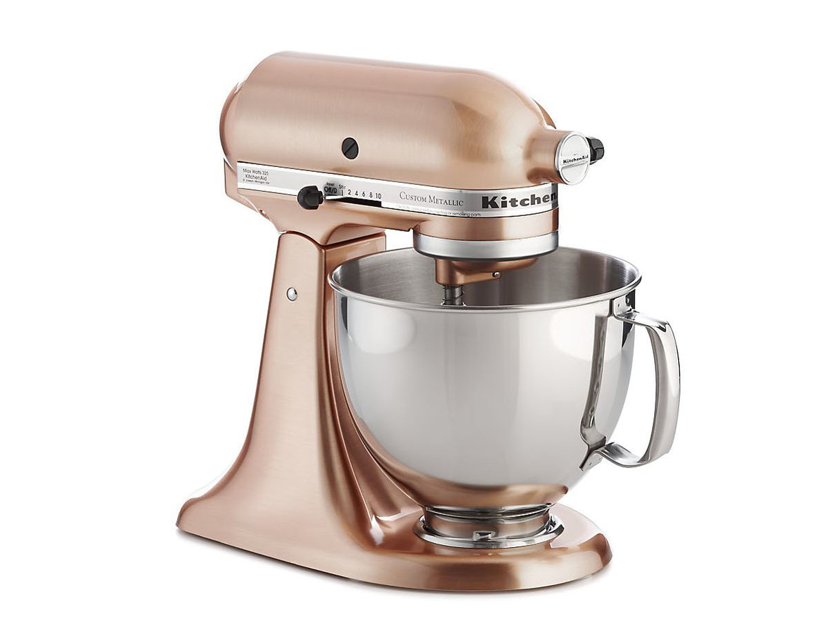 KitchenAid Copper Metallic Series Stand Mixer