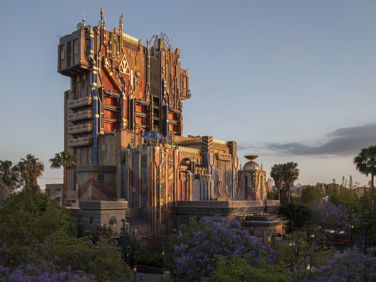 Disneyland Secures Permits for the Next Expansion: Marvel Land - Sunset Magazine