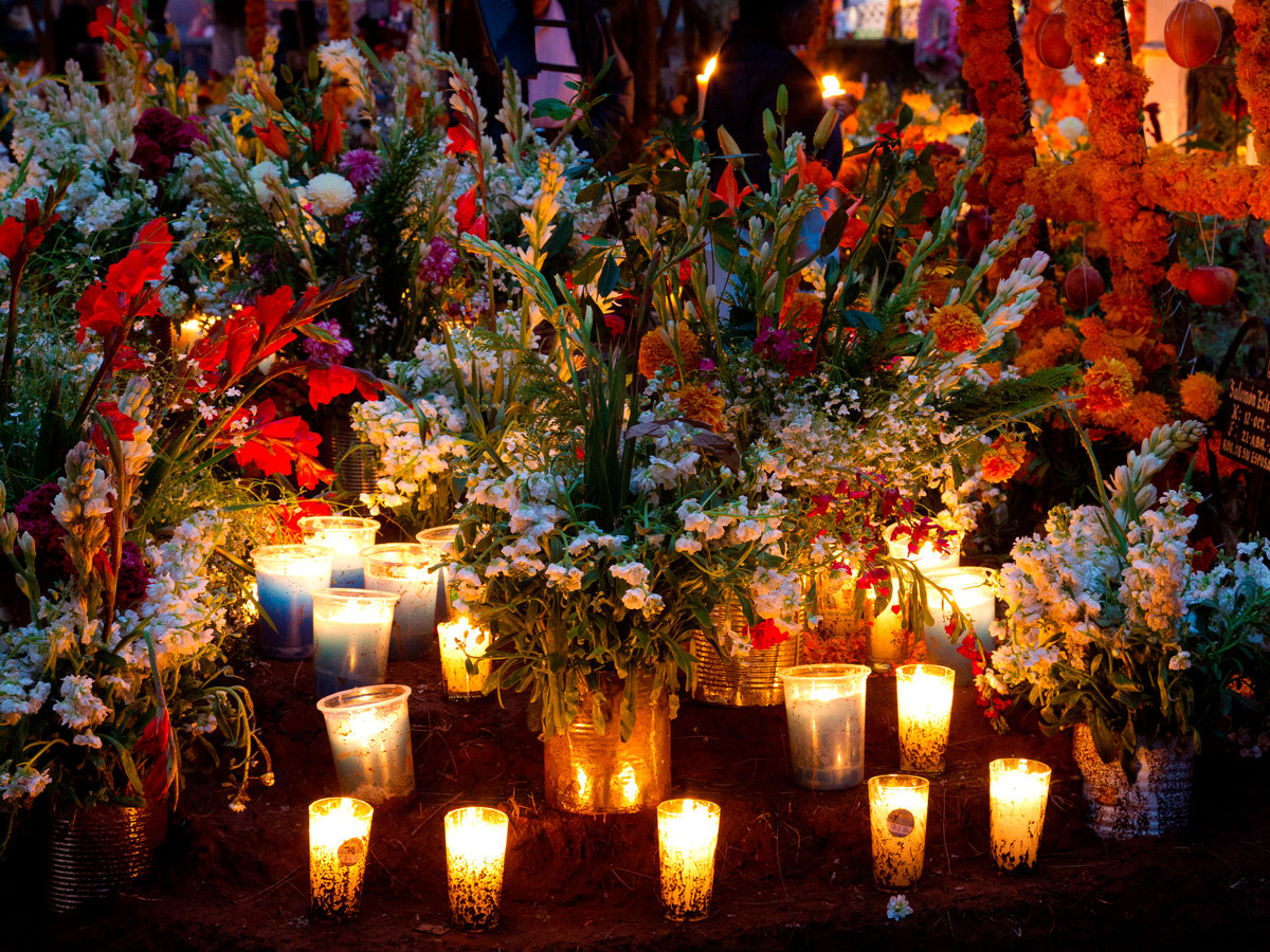 Day of the Dead Lake Patzcuaro