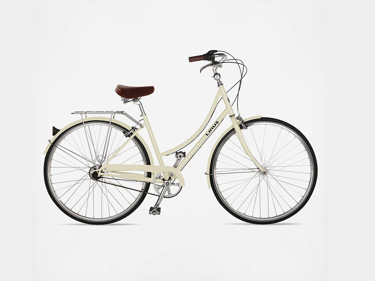 Linus The Dutchi 3 Cream Bicycle