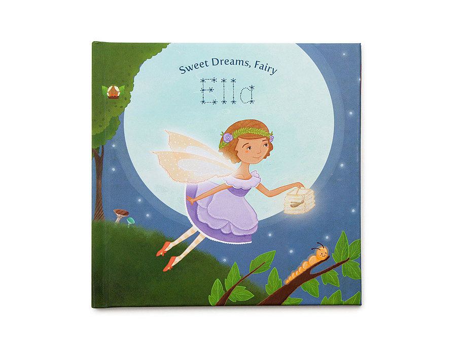 Personalized Garden Fairy Book