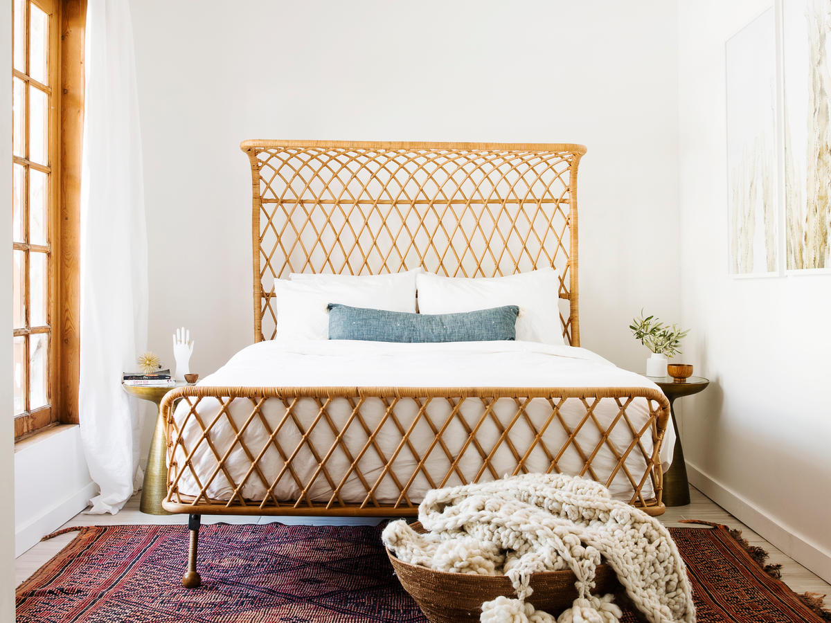 How To Make A Headboard Sunset Magazine