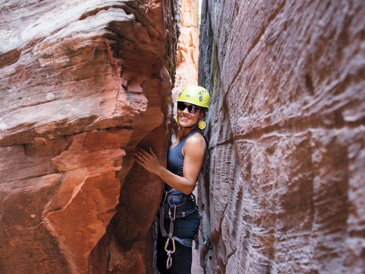 Zion Slot Canyon Guide