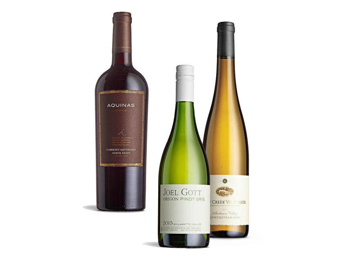 Budget-Friendly Wines, Gold-Medal Quality