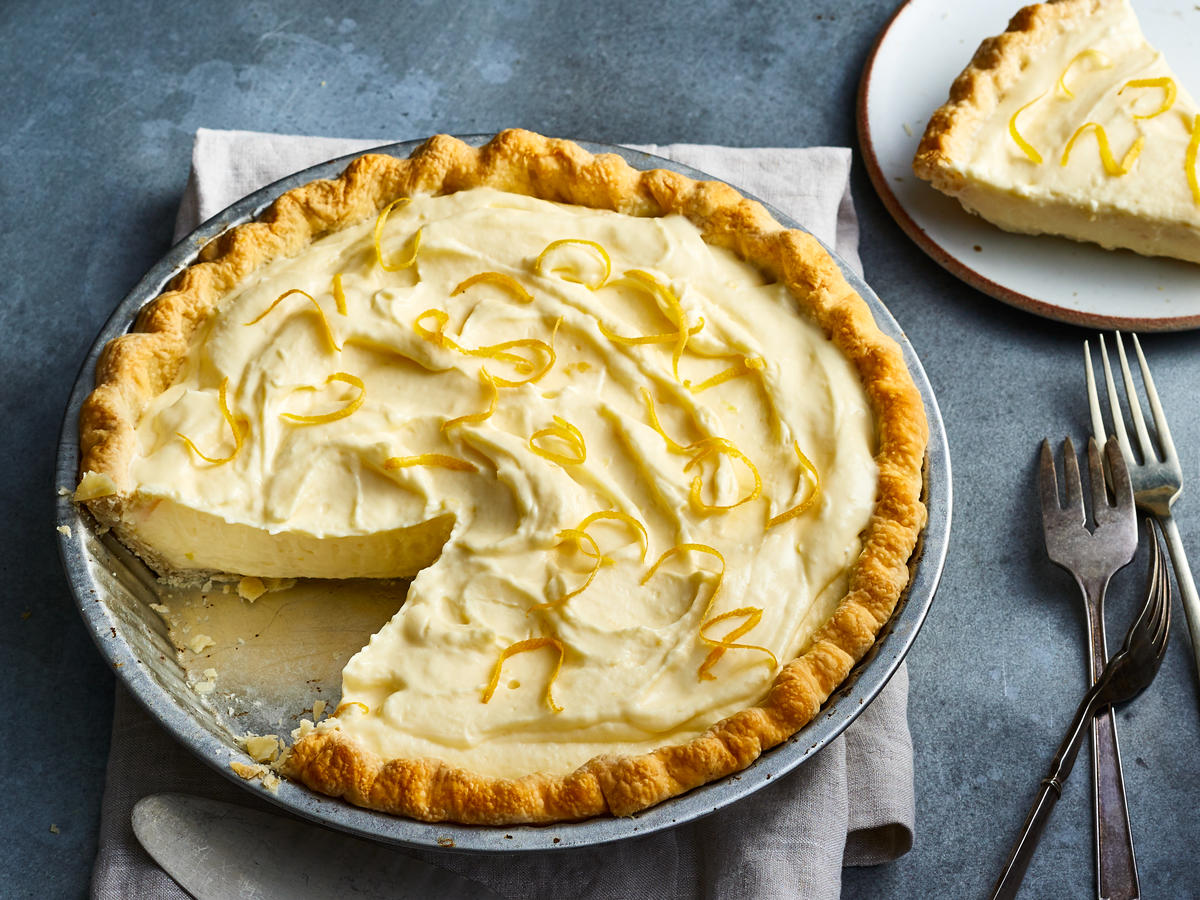 Meyer Custard Cream Pie