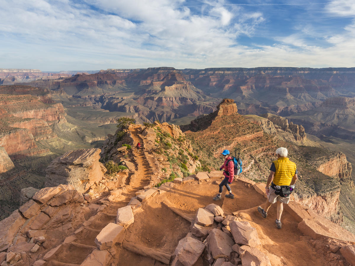 Grand Canyon National Park South Kaibab Trail