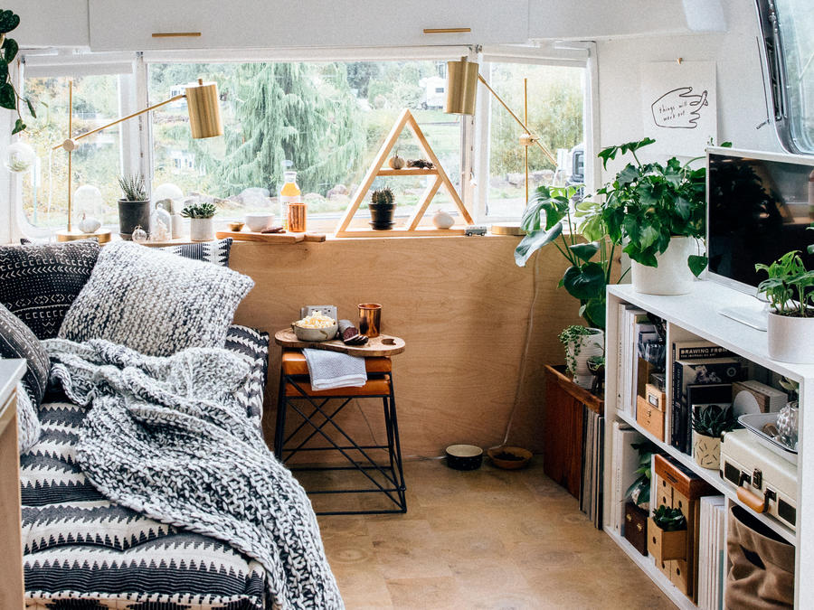 20 Smart Strategies For Small Home Decor Sunset Magazine