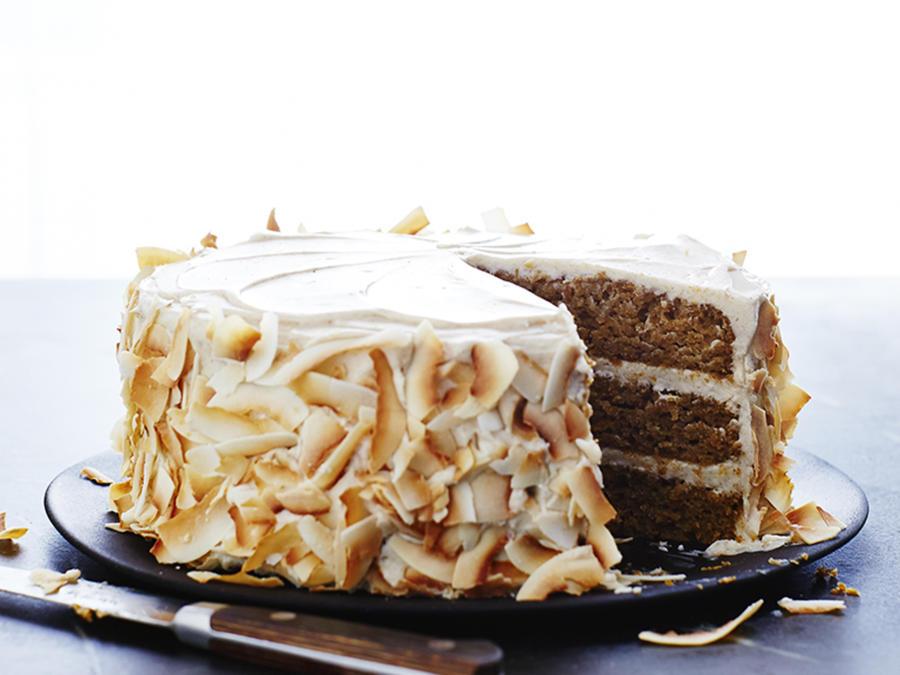 Butternut Squash Spice Cake Recipe Sunset Magazine
