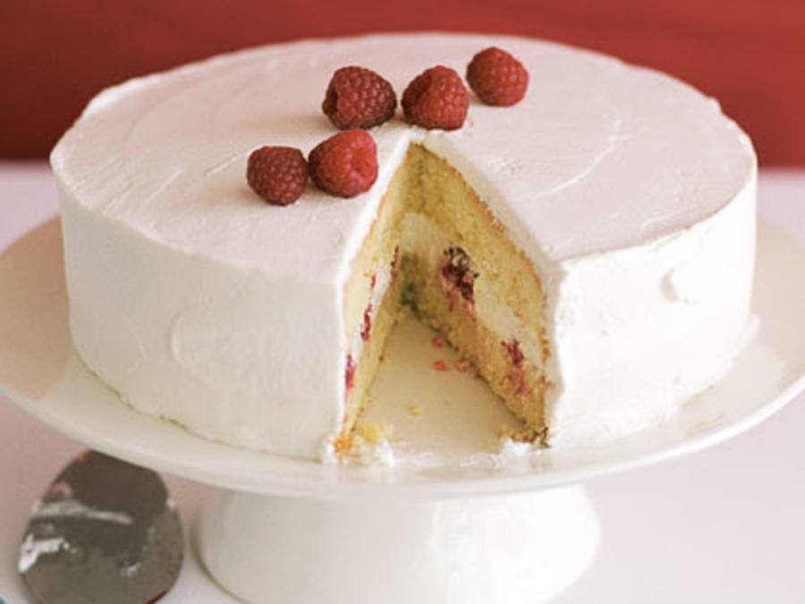 Tres Leches Cake With Raspberries Recipe Sunset Magazine