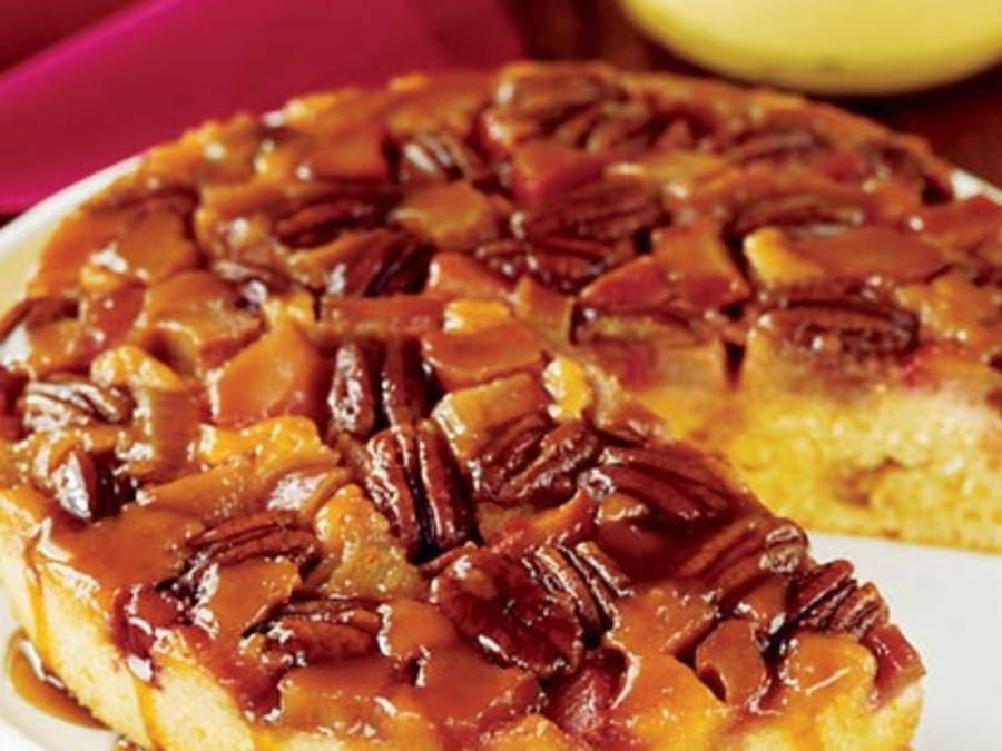 Rhubarb Upside Down Cake Recipe Sunset Magazine