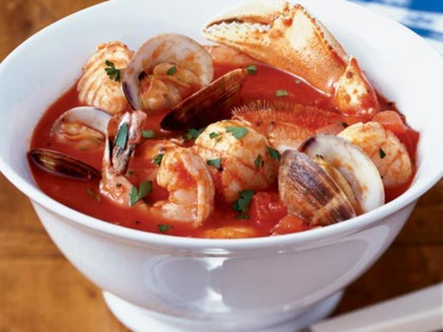 Sardine Factory Cioppino Recipe Sunset Magazine