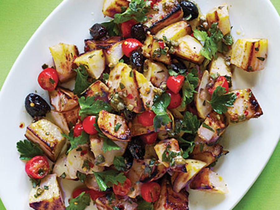 Southern Living Grilled Potato Salad Recipe
