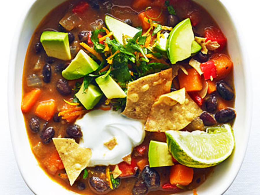 12 Great Meaty and Vegetarian Chili Recipes | Sunset Magazine