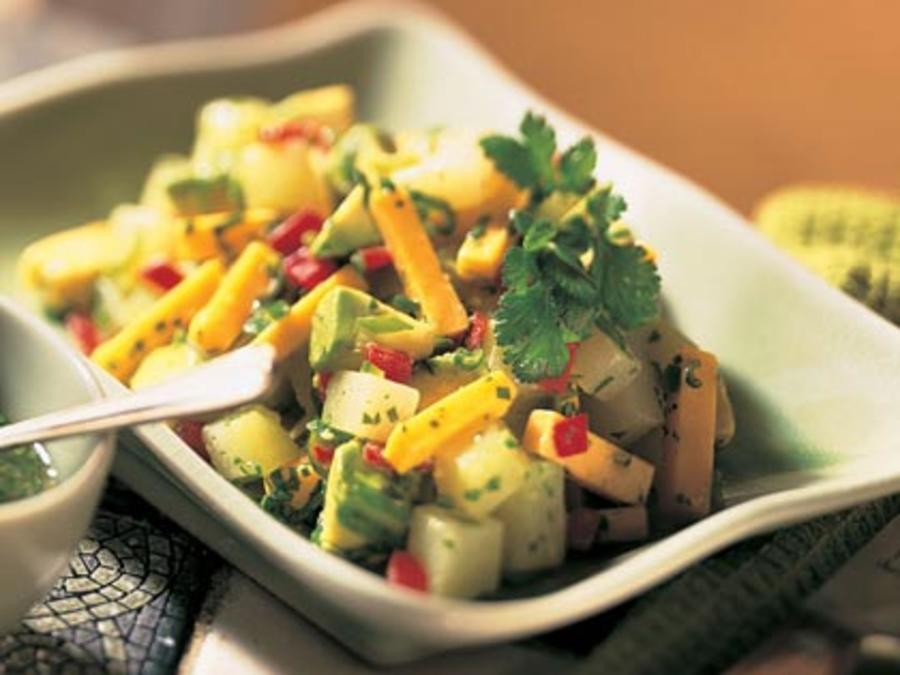 Chayote Salad Recipe Sunset Magazine