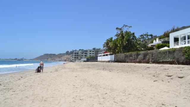 Billionaire's Beach