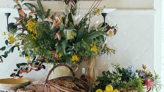 3 tips for Thanksgiving flower arrangements