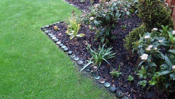 Give your garden some edge